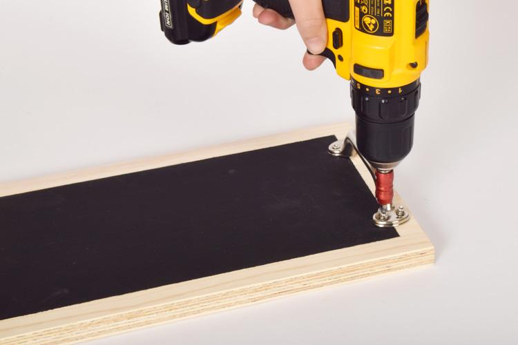 DIY borrelplank - do it yourself borrelplank