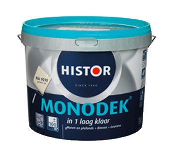 Histor Monodek Wit Actie Klein
