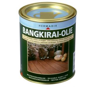 Bangkirai Olie Enkel Product