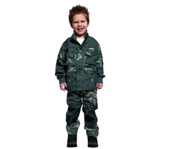 Kinder Camouflage Actie