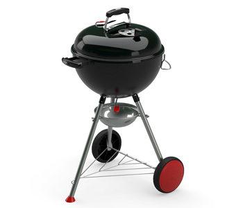 Weber BBQ Actie